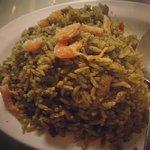Experimentamos o famoso arroz de cuxá