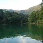 Beautiful Lake in middle of green !