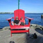 Big Muskoka chair