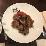 The food was absolutely wonderful, from preparation to presentation, very pleasing. Stuff (Souma