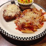 CHICKEN PARMESAN GREATNESS!
