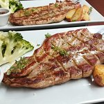 Brizola Psaronefri (pork tenderloin)