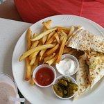 Foto de Paradise Seaside Grill