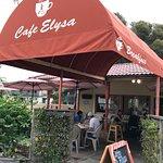 Billede af cafe elysa