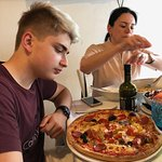 Отличная пицца