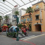 Hollywood Area of Universal Studios Singapore