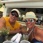 Drinks at Vista Bar
