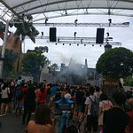 The Lost World Show at Universal Studios Singapore