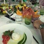 Villa Verde Mozzarella Pomodoro