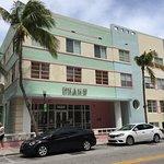 Art Deco Historic District Foto