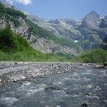 De nombreuses balades longent la rivière