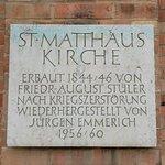 St. Matthäus-Kirche Foto