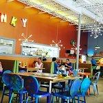 Photo de The Funky Brunch Cafe