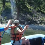 Floating the Salmon River