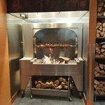 woodfire grill