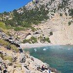 Foto de Playa Coll Baix
