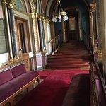 Фотография Здание венгерского парламента (Орсагаз)