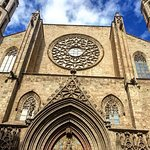 Basilica espectacular y gotico.