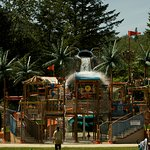 The Pirates cove has tons of interactive features which will keep kids entertained for hours!