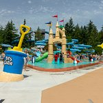 The newly improved Tots Castle is the perfect place for little ones to get acquainted with water (331185526)