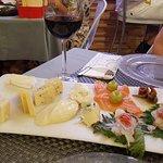 Al rico queso. Una tabla diferente y con mucho sabor