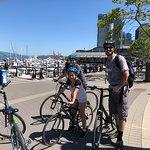 Photo de Bikes on Robson