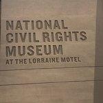 National Civil Rights Museum - Lorraine Motel صورة فوتوغرافية