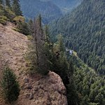 Up high on N Umpqua Trail