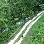 mountain slides