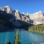 Bilde fra Moraine Lake