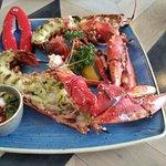 Lobster. Say no more.