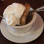 Doughnut Bread Pudding!