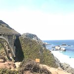 Bixby Bridge ( Big Sur )...