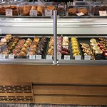 So many amazing pastries to chose from!