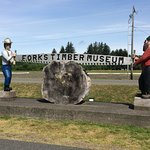 Forks Timber Museum照片