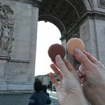 Macaroons at the Arc