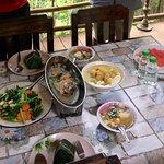 Lunch at Treehouse Da Nai