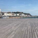 Foto van Hastings Pier