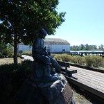 Foto Steveston Heritage Fishing Village