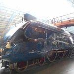 Mallard, National Railway Museum