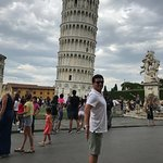 ピサのドゥオモ広場の写真