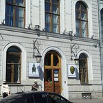 The Faberge museum exterior