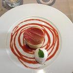 Dessert: croque-chocolat