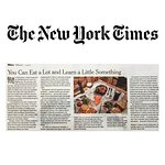 Yoleni's is featured in the New York Times!