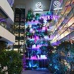 View in Emquartier mall