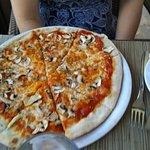 Pizza ai Funghi
