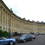 Royal Crescent, Bath.