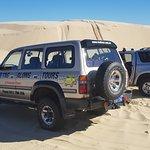 Foto de 4WD Tag-Along & Passenger Tours