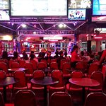 live boxing at club in walking street pattaya
