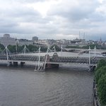 River Thames from the London Eye